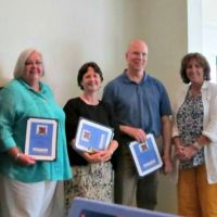 Tedford Housing Honors Local Organizations and Outgoing Board Members at Annual Meeting and Awards Event