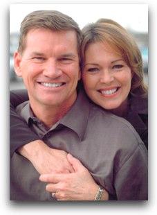 Ted Haggard and Gayle Haggard