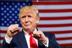 Donald Trump is a D
