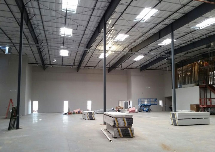 commercial builder construction by Ted Imsen