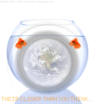 Fish World.