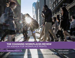 Ontario employment law