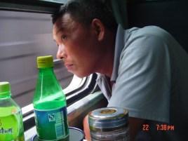 train to chengdu