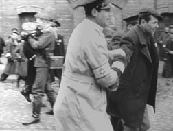 In 'A Film Unfinished,' documentarians from Oscillscope unearthed footage from the Nazi propaganda machine attempting to depict rich Jewish captives as indifferent to the crimes against their fellow Jews during the Holocaust.