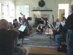 For its December concert, the S.B. Music Club's Steven Schneider assembled a nonet, a rarity in chamber music, to perform Samuel Coleridge-Taylor's work.