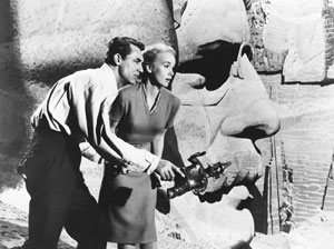 """""""North by Northwest,"""" with CaryGrantand Eva Marie Saint,will be shown July17 and 19. Margaret Herrick Library photo"""