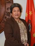 Gloria Sly, President