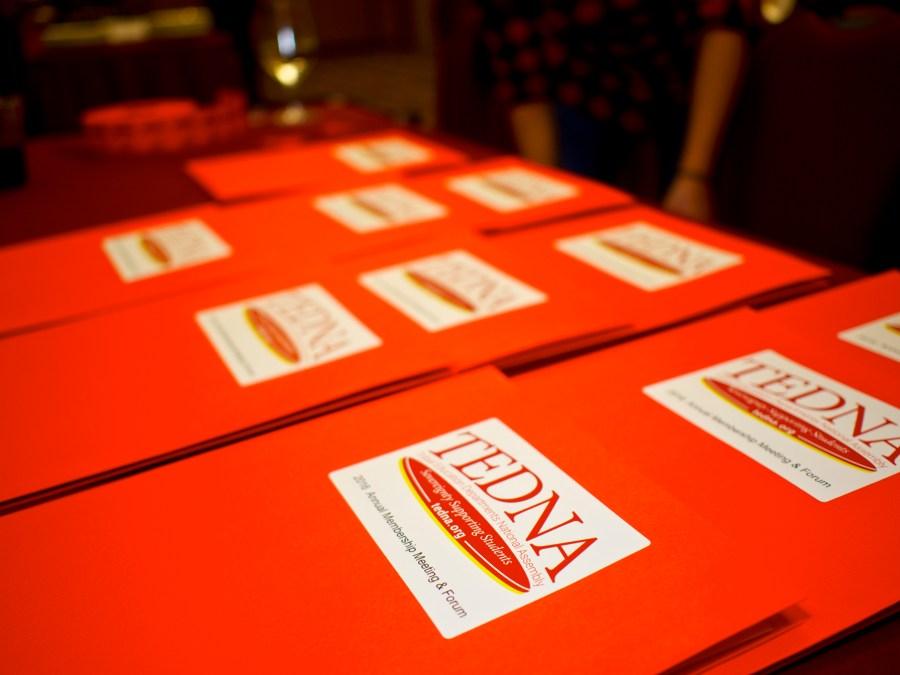 TEDNA Membership Folders