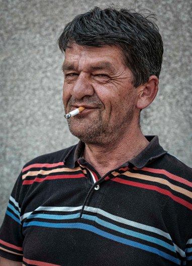 Bosnain Soldier--3