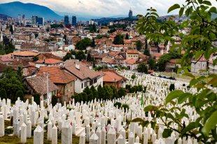 Ostrowski Cemetary Sarajevo--3