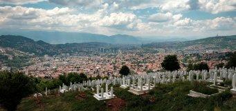 Ostrowski Cemetary Sarajevo day 2--5