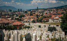 Ostrowski Cemetary Sarajevo day 2-