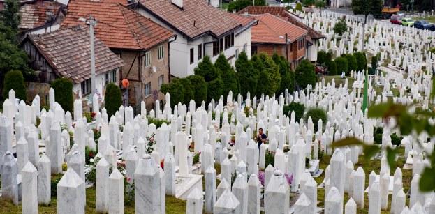 Ostrowski Cemetary Sarajevo-