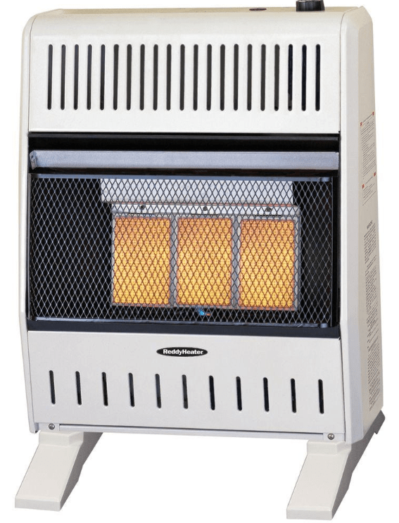 Reddy Heater Dual-Fuel Wall Heater