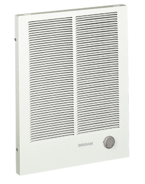Broan 192, 194 and 198 series high capacity wall heaters
