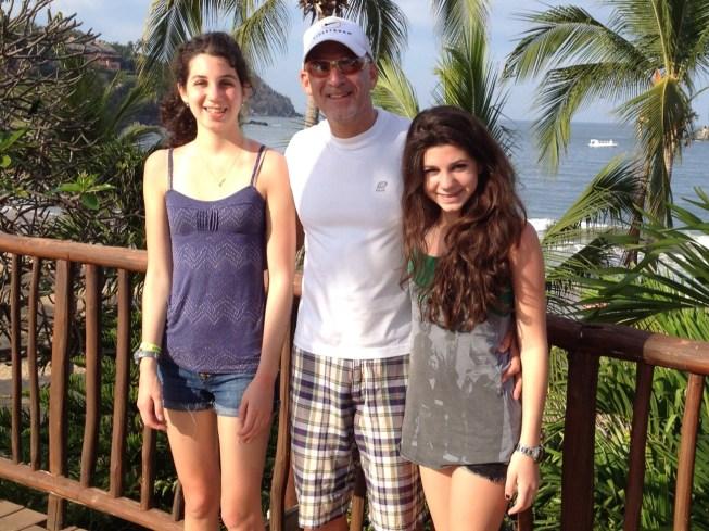 Me & the girls Ixtapa 2.25.12