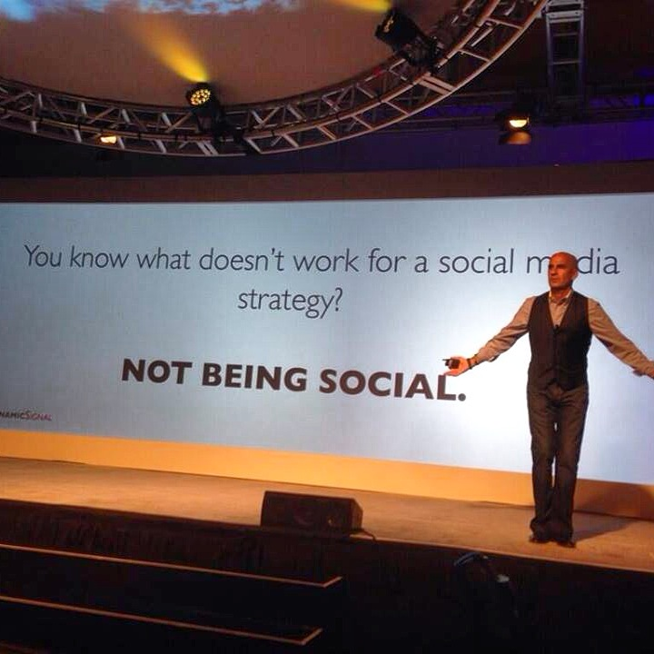 SDL - Not Being Social