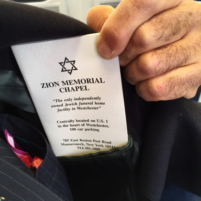Dad - funeral prayer book.primary 2.23.15