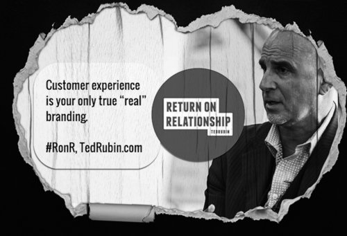 """Customer Experience is Your Only True """"Real"""" Branding"""