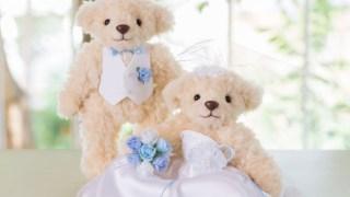 先輩花嫁さまに学ぶ!洋風ウェルカムベアの飾り方