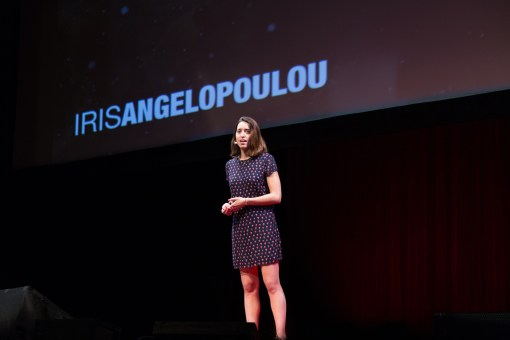 The embrace of discomfort | Iris Angelopoulou