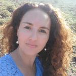 Iraya Jiménez, colaboradora