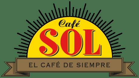 El logo de Café SOL