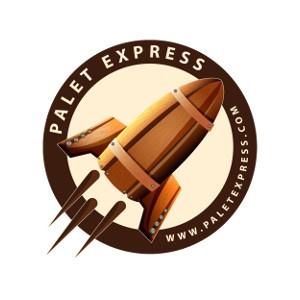 El logo de Palet Express-Cajasiete
