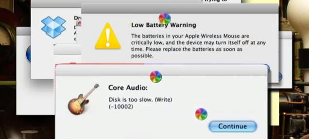 Computer errors