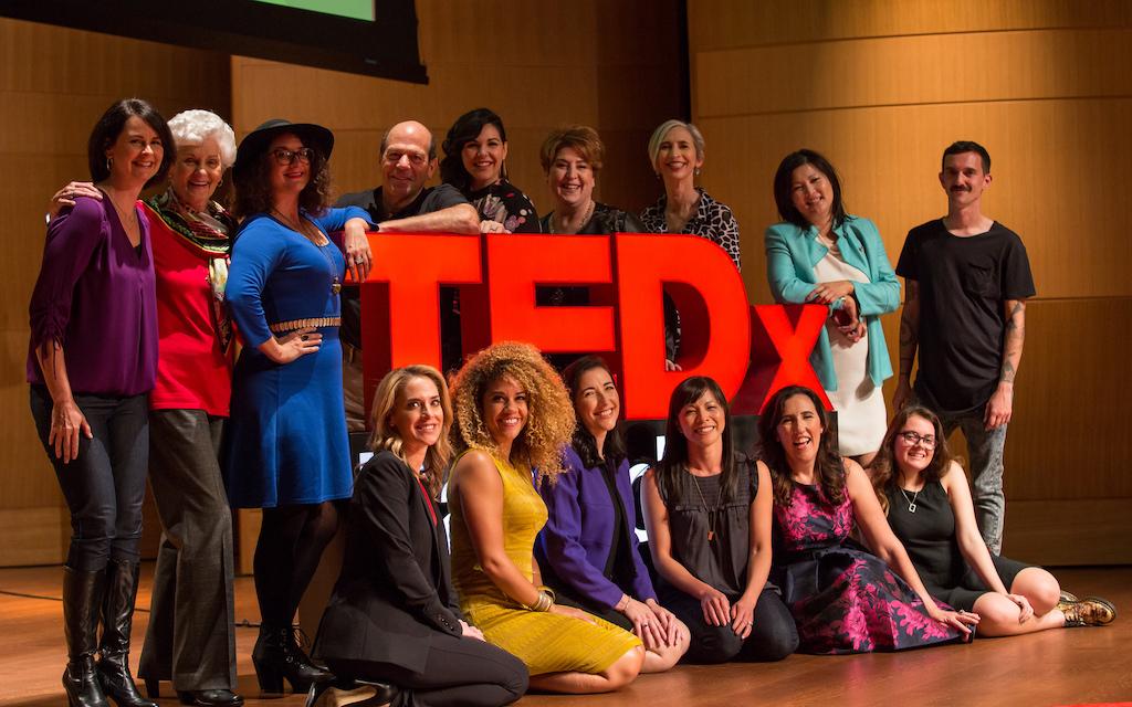 TEDxPasadena Women RISE