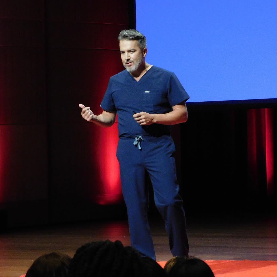 Rene Sotelo, TEDxPasadena Transform