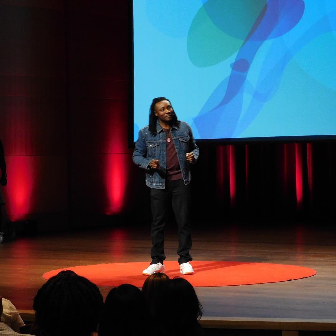 Steven Butler, TEDxPasadena Transform