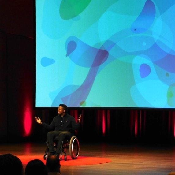 Timothy Alexander, TEDxPasadena Transform