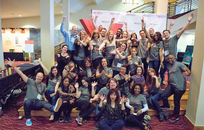 TEDxPeachtree 2016 Volunteers