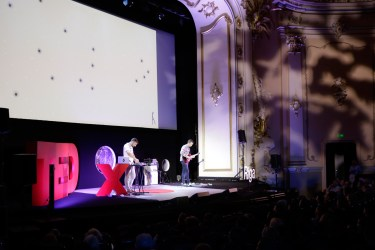 Āres at TEDxRiga