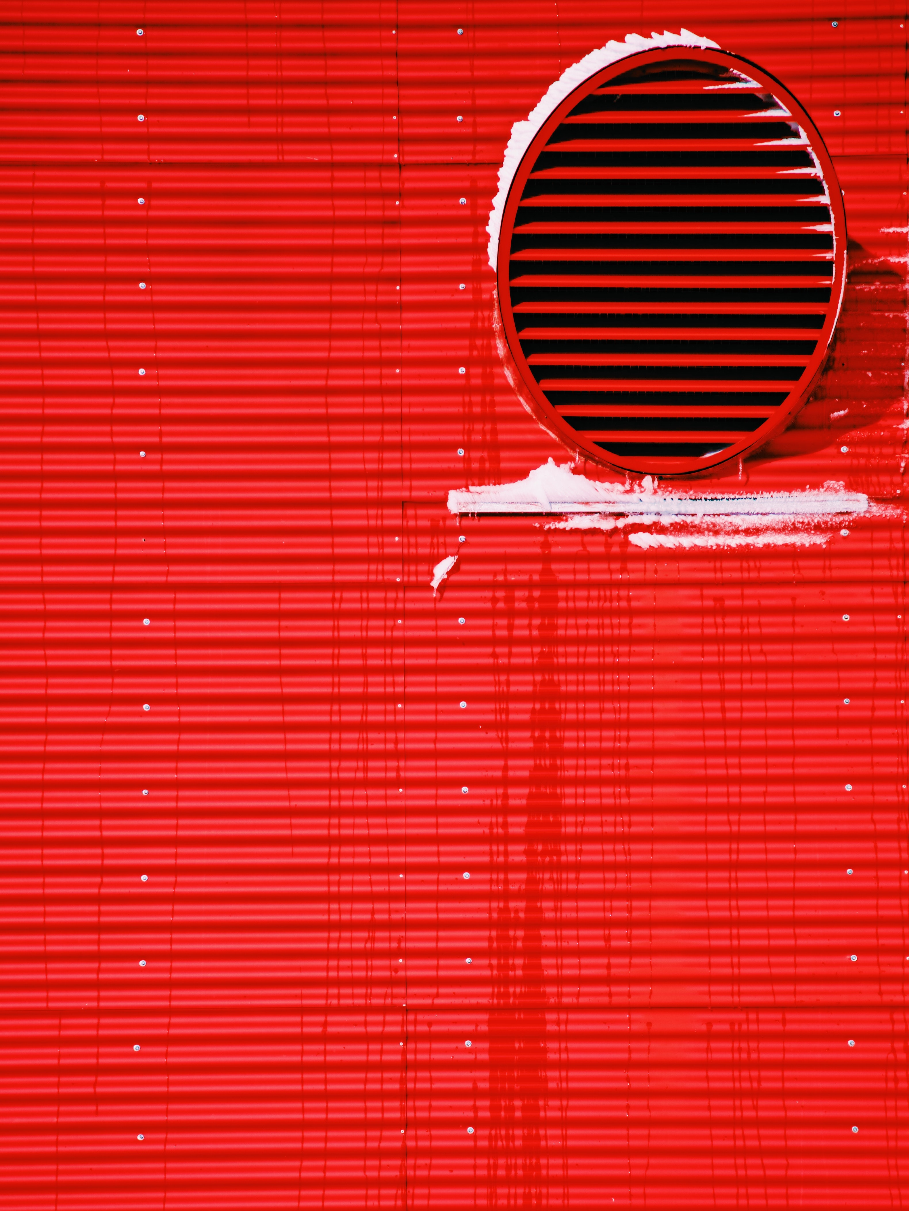 Red Grate