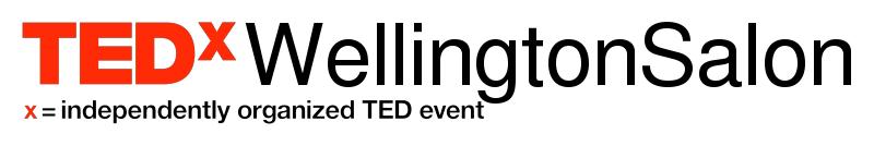 TEDxWellingtonSalon logo
