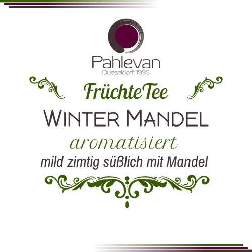 Früchtetee Wintermandel | mild, zimtig, süßlich mit Mandel Note von Tee Pahlevan