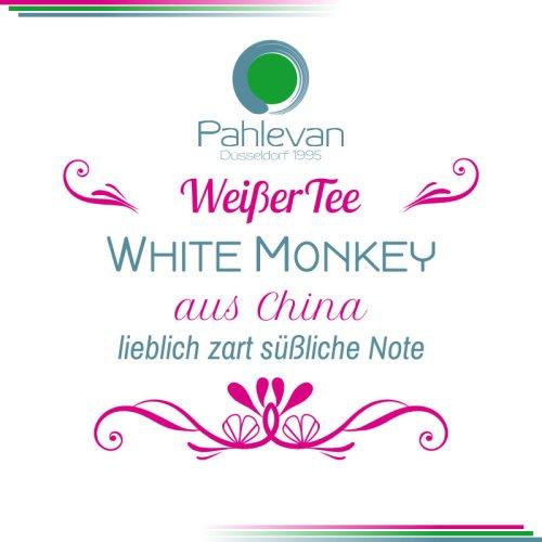 Weißer Tee White Monkey   lieblich, zart, süßliche Note