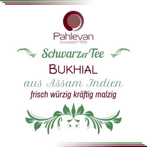 Schwarzer Tee Assam Bukhial | frisch würzig kräftig malzig von Tee Pahlevan
