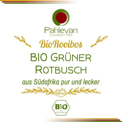 Bio Rotbusch Tee Grüner Rotbusch | aus Südafrika pur und lecker von Tee Pahlevan