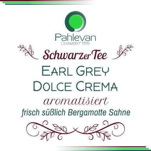 Earl Grey Dolce Crema | frisch süßlich Bergamott Sahne von Tee Pahlevan