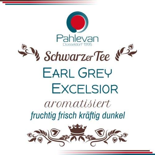 Earl Grey Excelsior | mit Bergamotte fruchtig frisch kräftig dunkel von Tee Pahlevan
