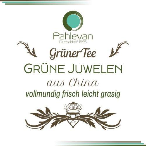 Grüner Tee Grüne Juwelen | China vollmundig frisch leicht grasig von Tee Pahlevan