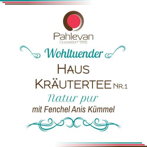 Kräutertee Hauskräutertee Nr.1   mit Fenchel Anis Kümmel von Tee Pahlevan