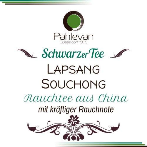 Schwarzer Tee China Yunnan Lapsang Souchong   mit kräftiger Rauchnote von Tee Pahlevan