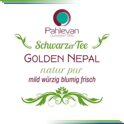 Schwarzer Tee Nepal Golden Nepal | mild würzig blumig frischvon Tee Pahlevan