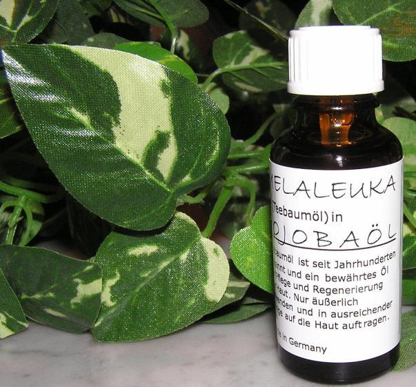 melaleuka in jojobaöl