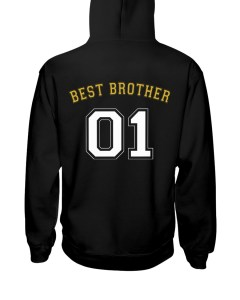 Best Brother Hooded Sweatshirt