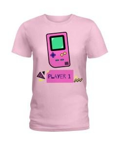 Gaming Girl T-Shirt